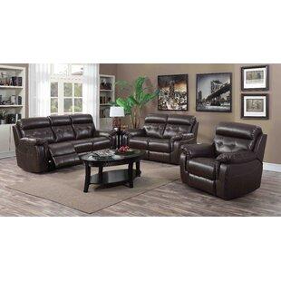 Dore Reclining Configurable Living Room Set