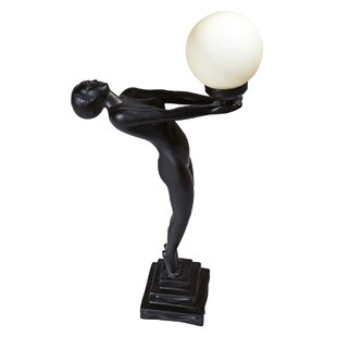 Deals The Clarte Illuminated Statue 29.5 Table Lamp By Design Toscano