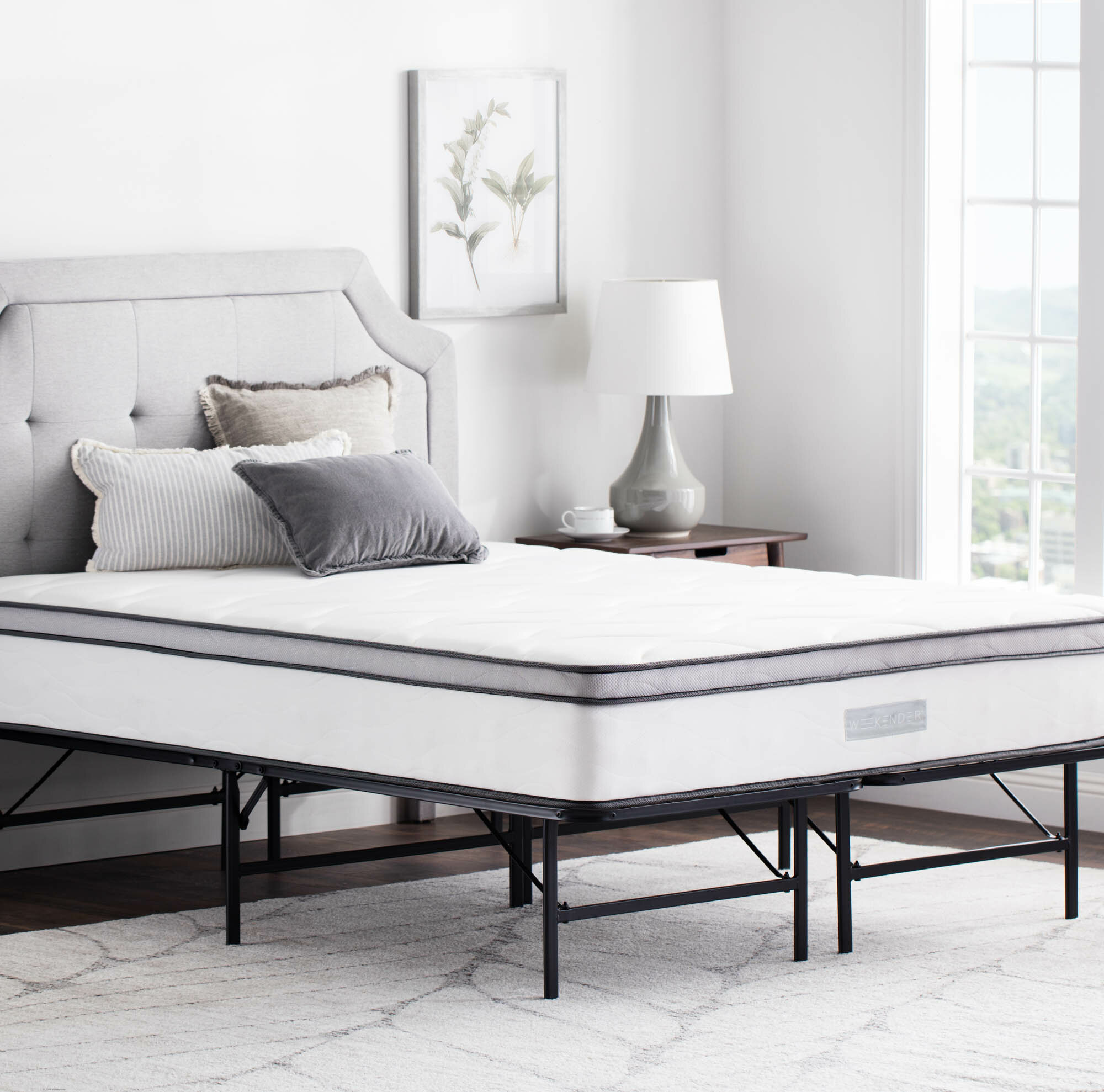 Picture of: California King Bed Frames You Ll Love In 2020 Wayfair