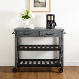 Industrial Kitchen Islands & Carts | Joss & Main