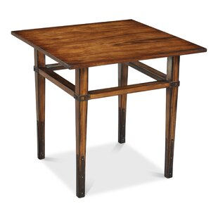 Farias Square End Table by Charlton Home