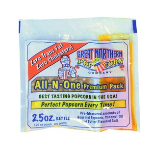 2.5 Oz. Popcorn Portion (Set of 12)