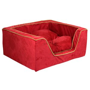 Luxury Square Nest Dog Bed