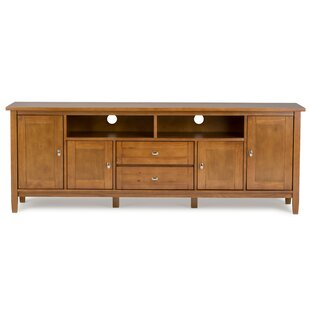 Shopping for Warm Shaker TV Stand for TVs up to 70 BySimpli Home