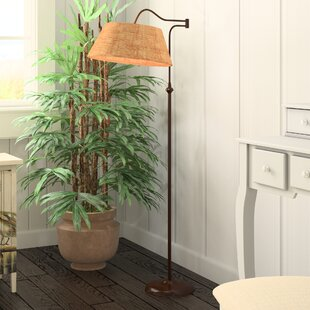 Affordable Florance 61 Swing Arm Floor Lamp By Beachcrest Home