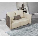 Adylene 3 Piece Leather Standard Living Room Set by Red Barrel Studio®