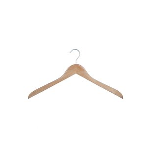 Budget Genesis Flat Coat Hanger (Set of 50) ByProman Products