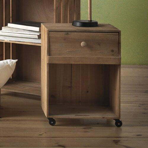 Nachttisch Brittany Laurel Foundry | Schlafzimmer > Nachttische | Holz | Laurel Foundry