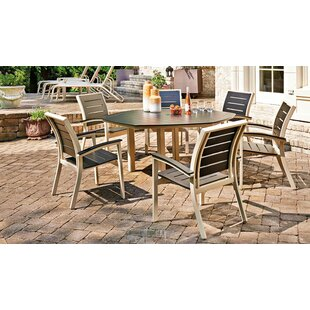 Bazza Stacking Patio Dining Chair (Set of 4)