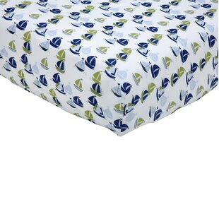Find for Zachary Fitted Crib Sheet By Nautica