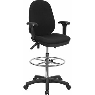 Best Reviews Krouse Ergonomic Drafting Chair by Symple Stuff Reviews (2019) & Buyer's Guide