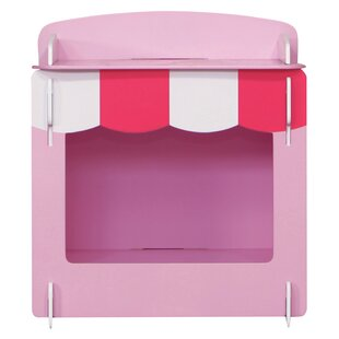 Patisserie Bedside Table by Kidsaw