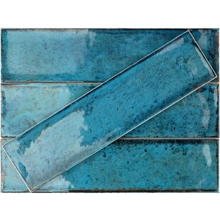 Navy Blue Subway Tile Wayfair