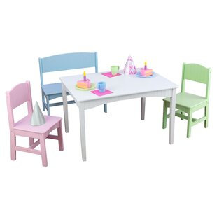 Save to Idea Board  sc 1 st  AllModern : kids table and 4 chairs set - pezcame.com