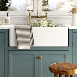33 Inch White Farmhouse Sink Wayfair