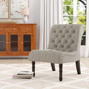 Order Lambrecht Slipper Chair by Charlton Home Reviews (2019) & Buyer's Guide