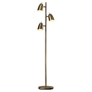 Check Prices 64 Tree Floor Lamp By Mercury Row