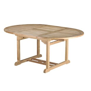 Bermuda Teak Round Dining Table