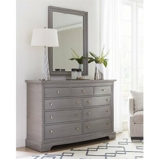Compare Transitional 9 Drawer Dresser by Stanley Furniture