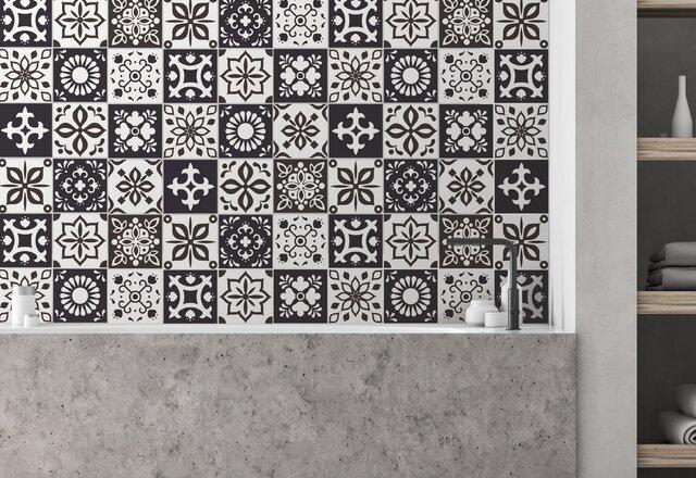 Best Peel & Stick Kitchen Tile