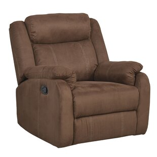 Brooten Manual Rocker Recliner