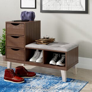 Shoe Storage Cabinet by Wrought Studio