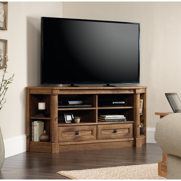 Darby Home Co Sagers Corner 61 Quot Tv Stand Amp Reviews Wayfair