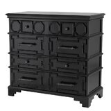 Pickard 4 Drawer Chest by Eichholtz