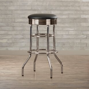 Mcguire 30 Swivel Bar Stool Brayden Studio