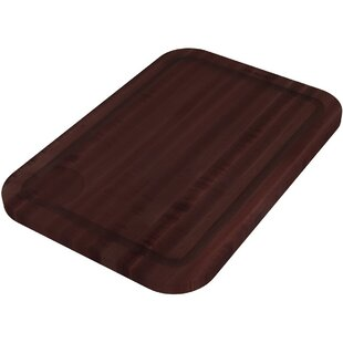 Wood Cutting Board By Elkay