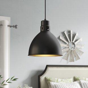 Kirkwood 1-Light Bell Pendant