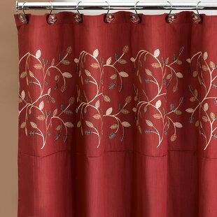 Low priced Aubry Shower Curtain ByPopular Bath