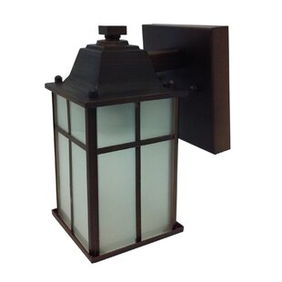 Mission shaker outdoor wall lighting youll love wayfair save to idea board workwithnaturefo