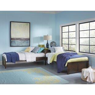 L Shaped Twin Bed | Wayfair