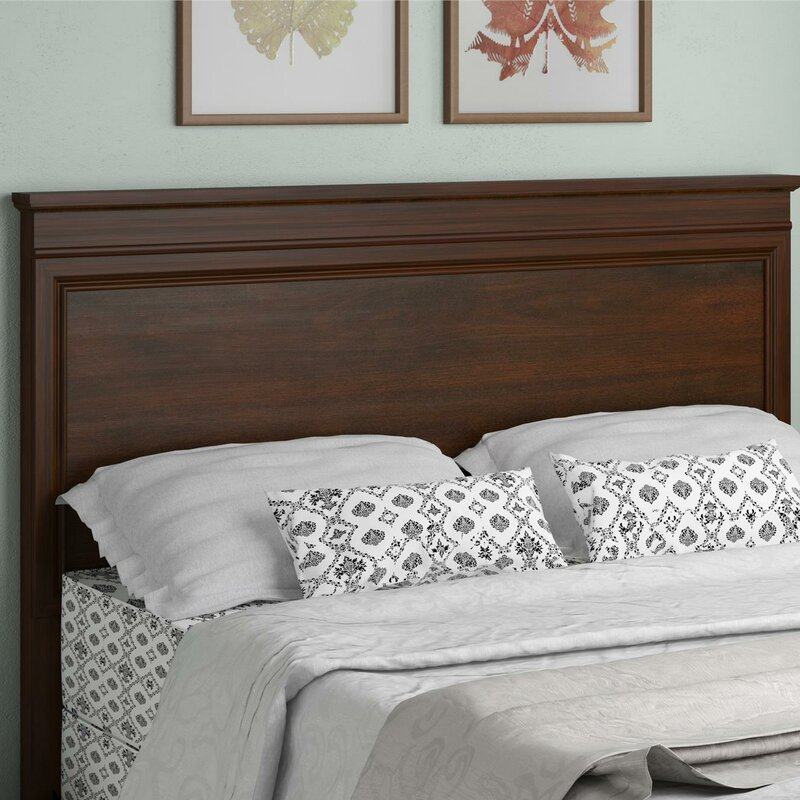 Hanover Creek Full Queen Wood Headboard