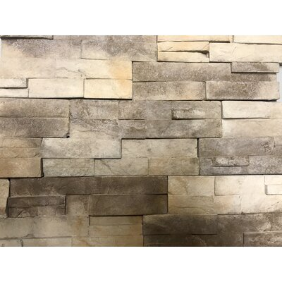 Veneer Stone Works Ledge 3D Embossed Wallpaper Panel