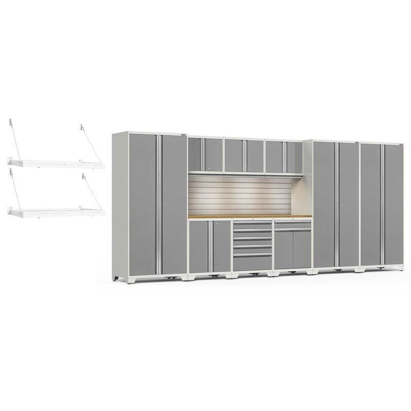 Newage Products Pro Series 3 0 10 Piece Cabinet Set Wayfair