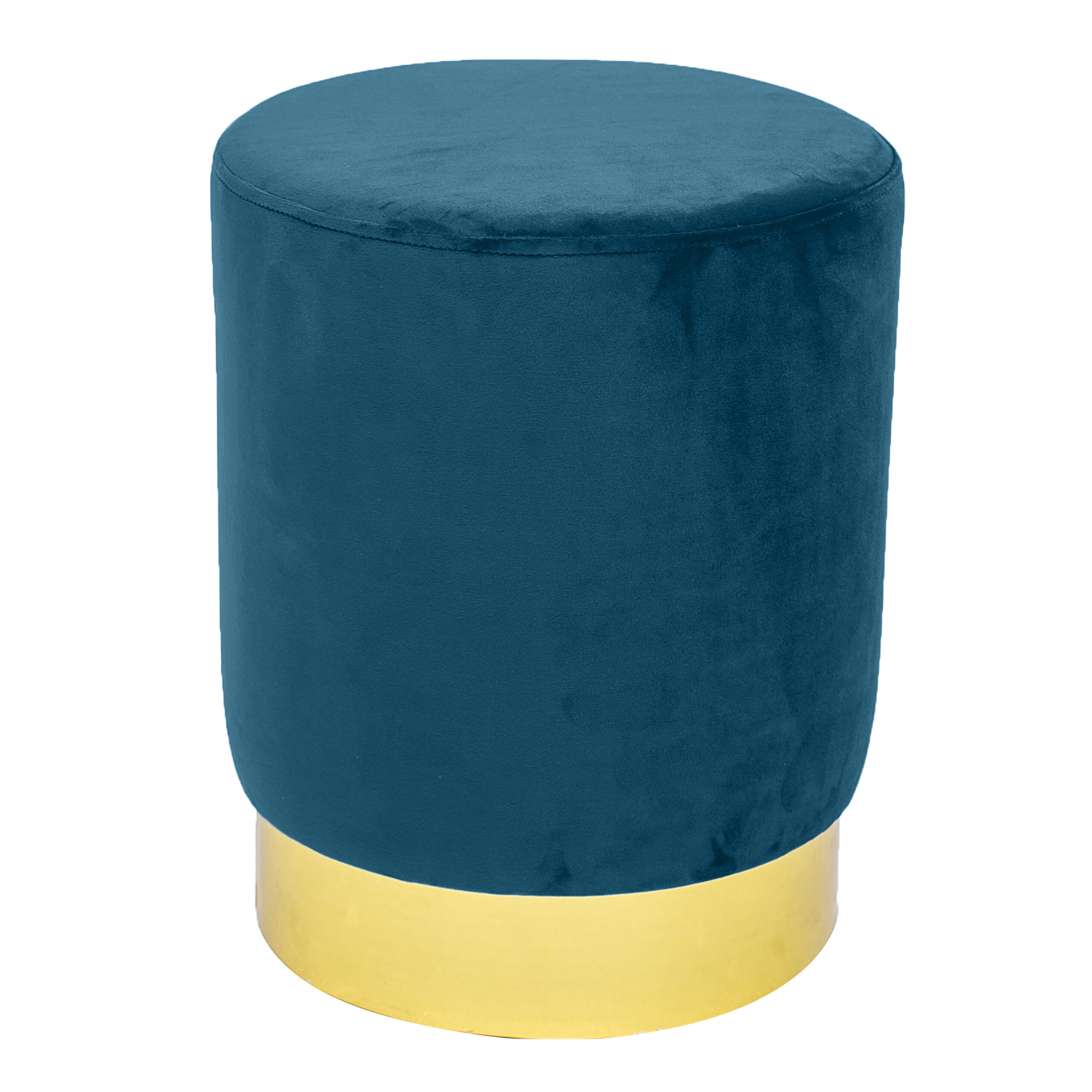 Peachy Witten Velvet Ottoman Caraccident5 Cool Chair Designs And Ideas Caraccident5Info