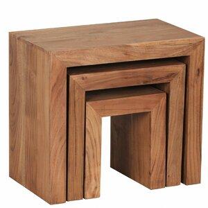 3-tlg. Satztisch-Set von Home & Haus