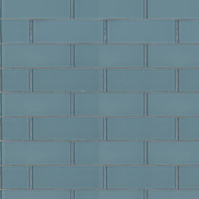 Harbor 3 X 9 Gl Subway Tile In Gray