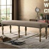 Dasher Upholstered Bench