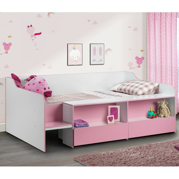 Low Bed With Storage Wayfair Co Uk