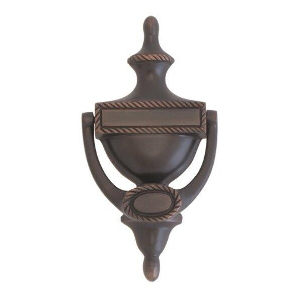 Polished Brass Brass Accents A06-K0170-605 Door Knocker 8