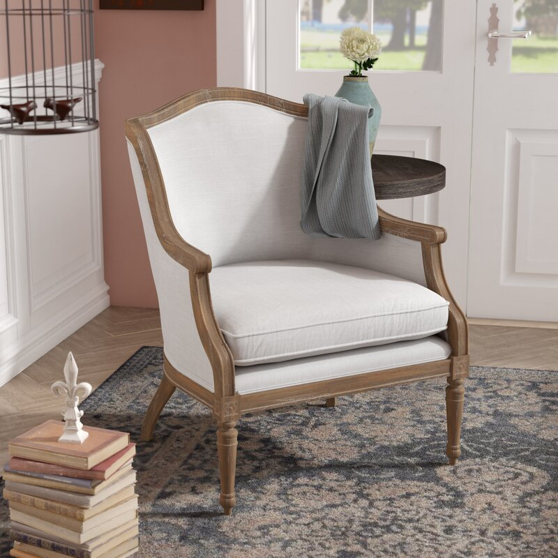 Awesome Bonneval Traditional French Armchair