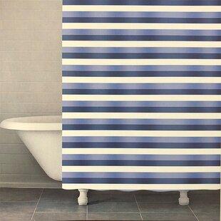 Cortina 100% Cotton Single Shower Curtain