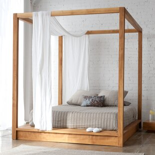 Affordable PCHseries Canopy Bed by Mash Studios Reviews (2019) & Buyer's Guide
