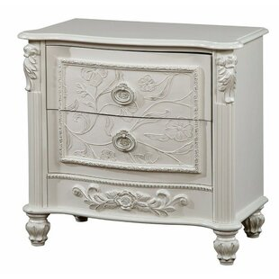 Dottie 2 Drawer Nightstand by Darby Home Co