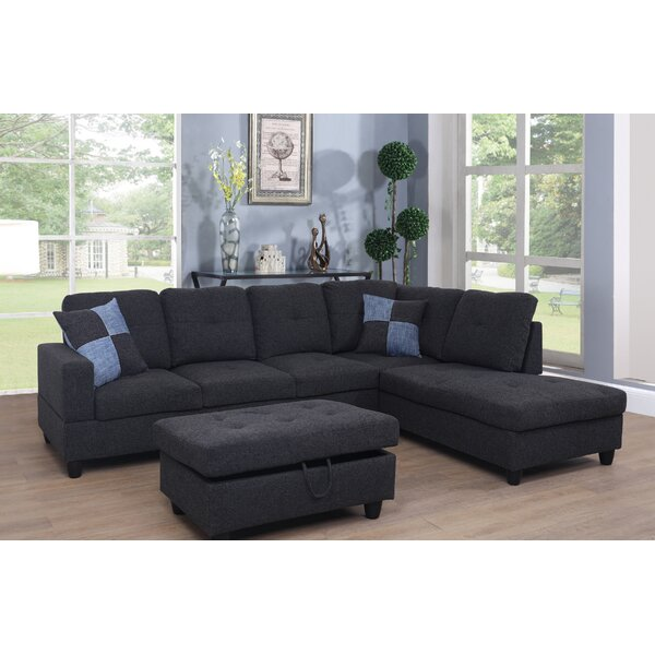 Oversized Extra Deep Sectional Wayfair