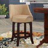 Grandwood Swivel Counter & Bar Stool by Darby Home Co