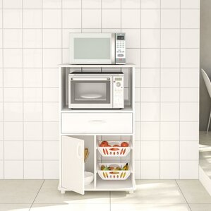 Microwave Cart by Boahaus LLC